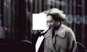 An FBI surveillance photo of Tracey Foley.