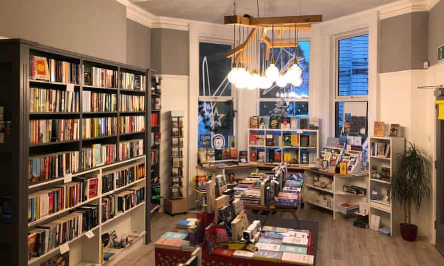 Books Paper Scissors bookshop, Belfast