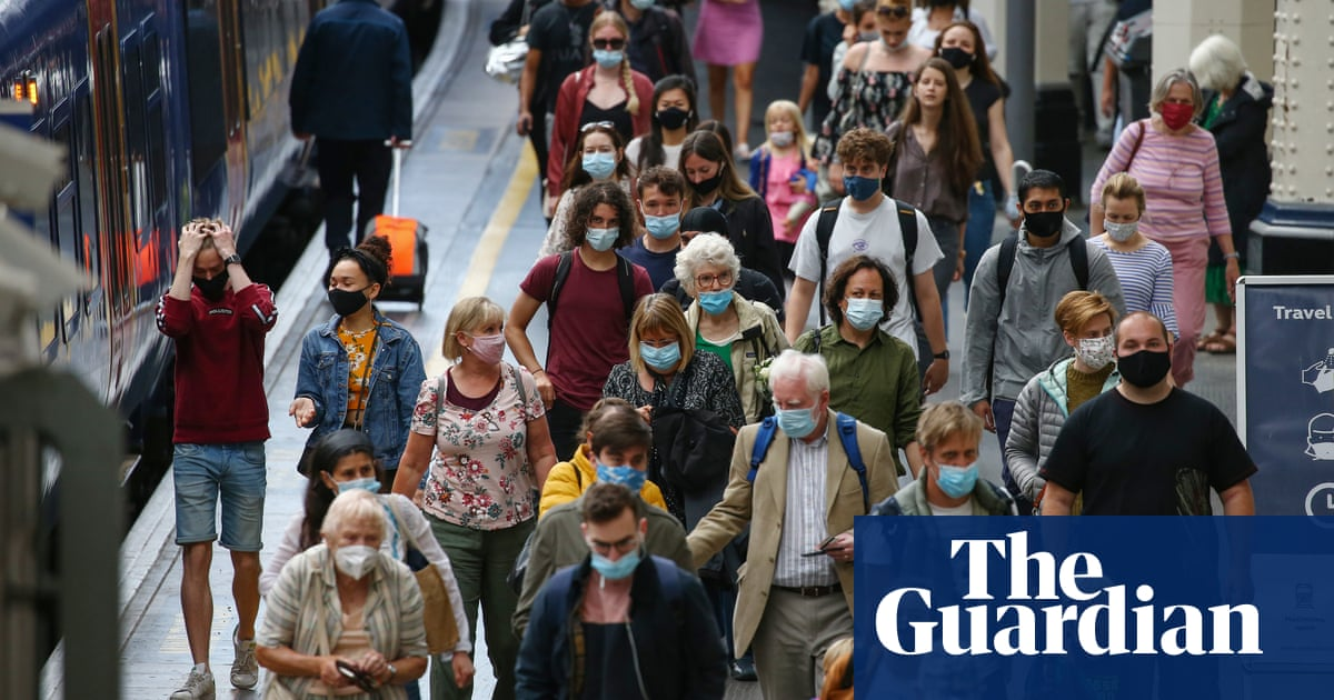 Masks guidance for England will be 'clear and strong', says minister