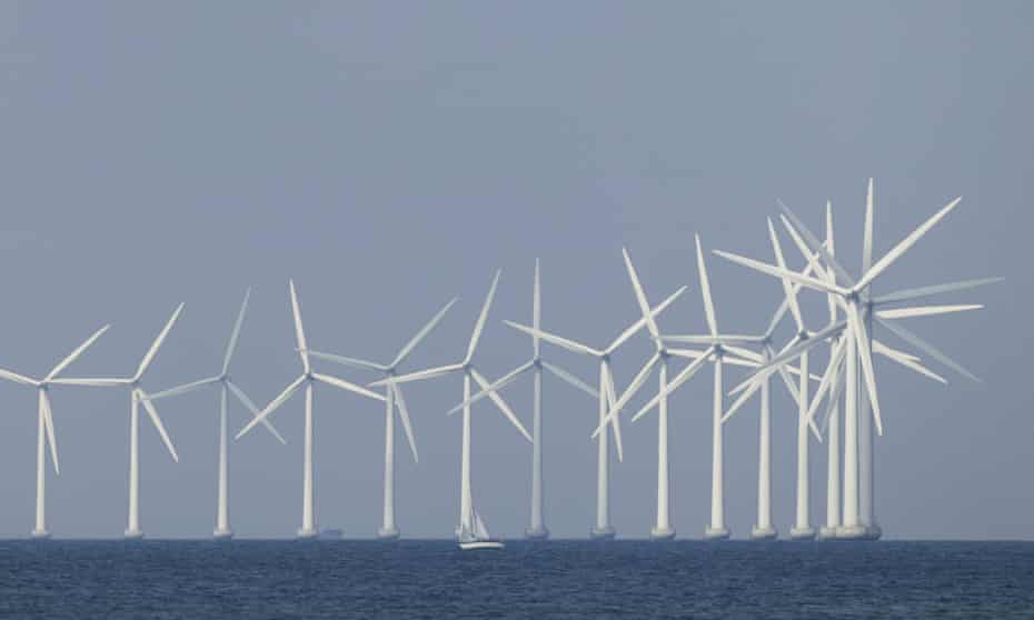 Denmark set a new global record for wind power generation for electricity in 2015.