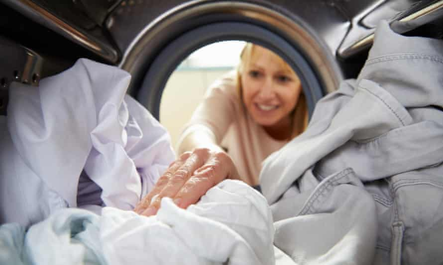Women in the UK spend more than twice as much time on housework as men.