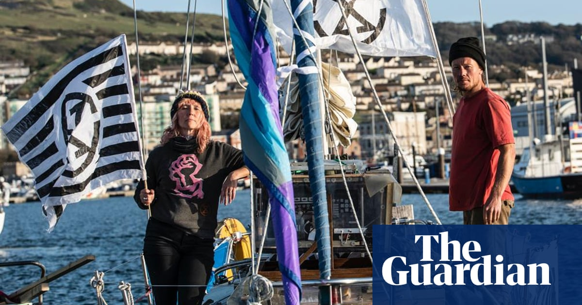 Ocean Rebellion co-founder alleges police tried to intimidate him