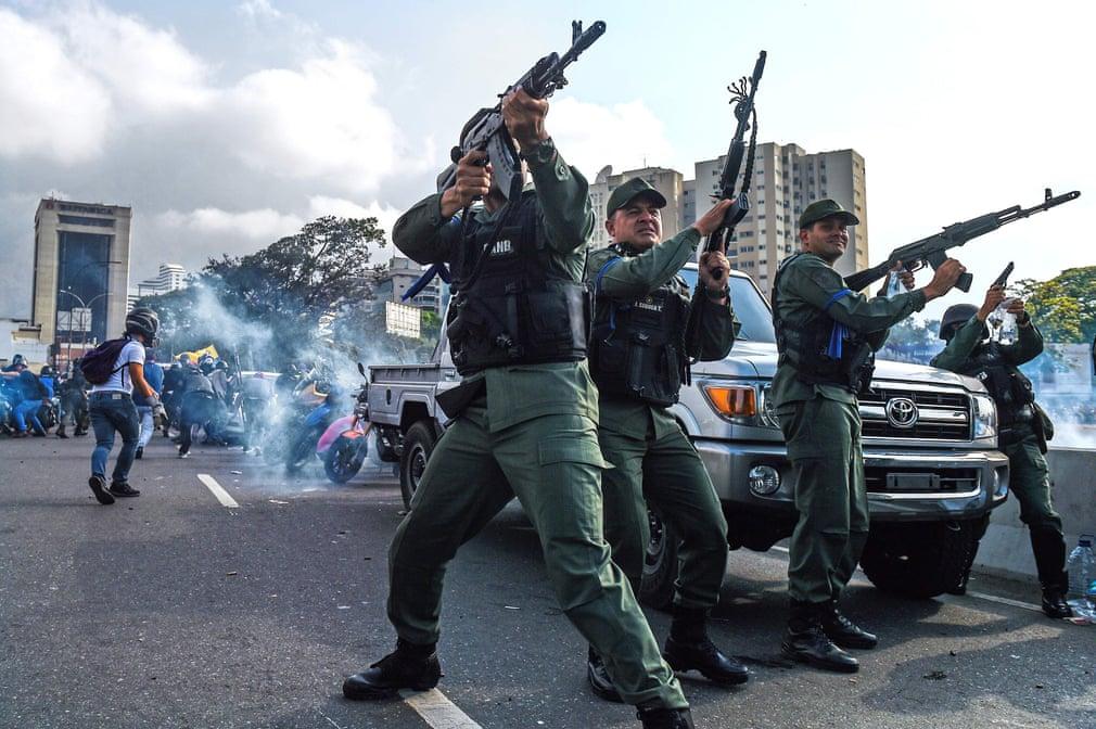Коротко по Венесуэле. 30.04.2019