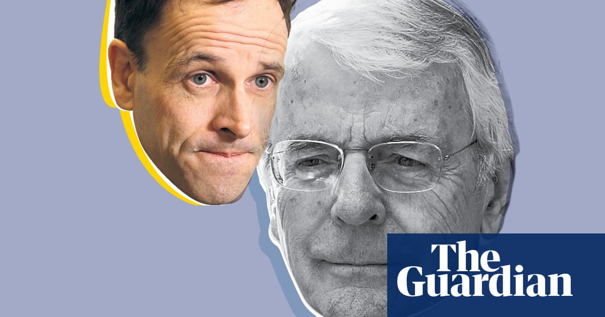 Y-fronts at the ready! Why the Crown casting Johnny Lee Miller as John Major is discomfiting fans