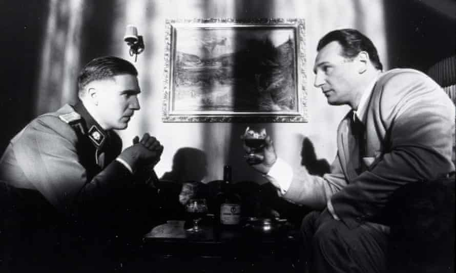 A still from the film Schindler's List