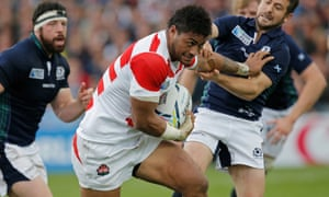 Amanaki Mafi was signed on the basis of his exploits in the World Cup.