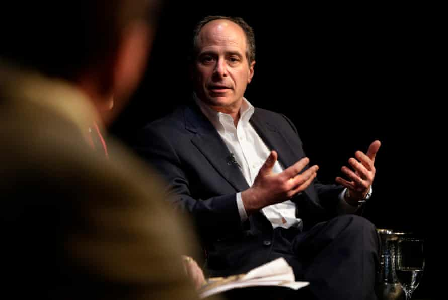John Rosenthal, founder of Stop Handgun Violence, during a panel discussion in Boston in 2013.