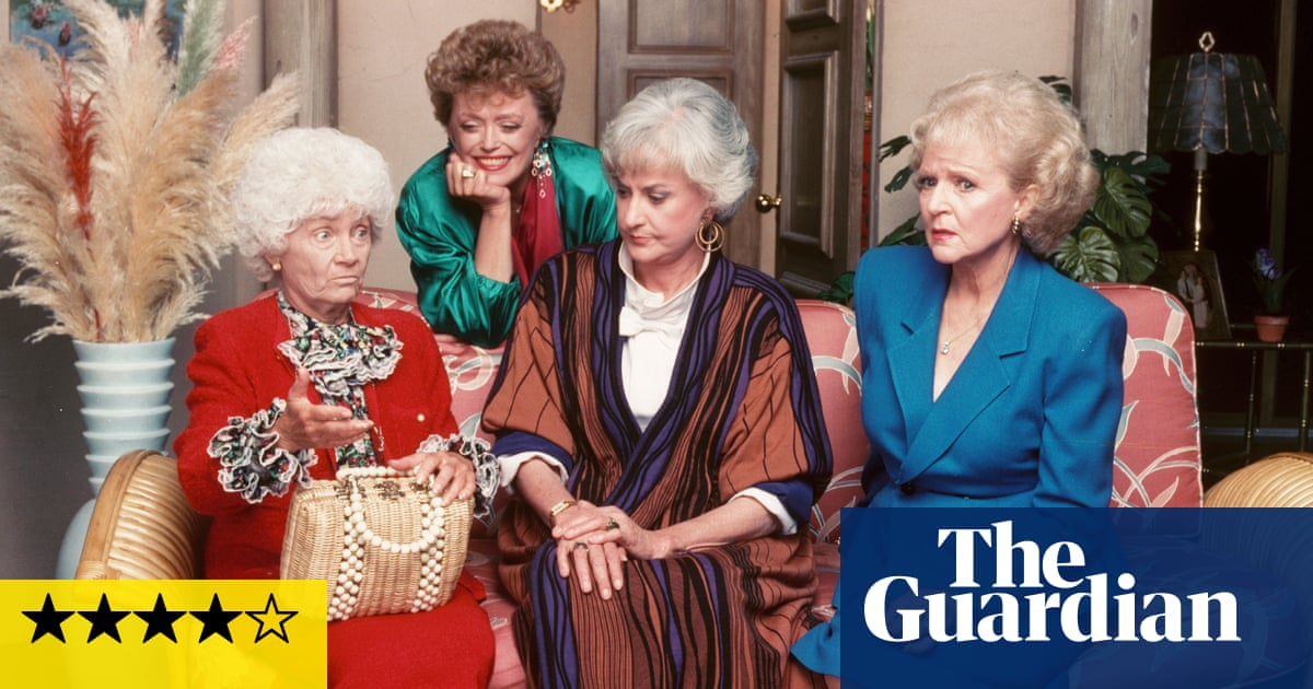 The Golden Girls review – you can still barely catch a breath between gags