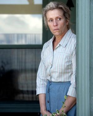 Frances McDormand as Olive Kitteridge in the 2014 TV series.