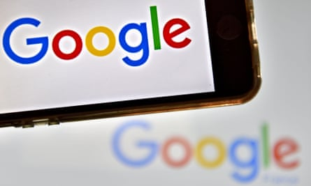 Google said the report was 'misleading' because it included work by any organisation it had ever donated to.