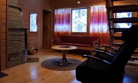 Immelmokit cabins, Finland