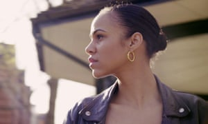 Zawe Ashton as Jaques for the Guardian's Shakespeare Solos series.