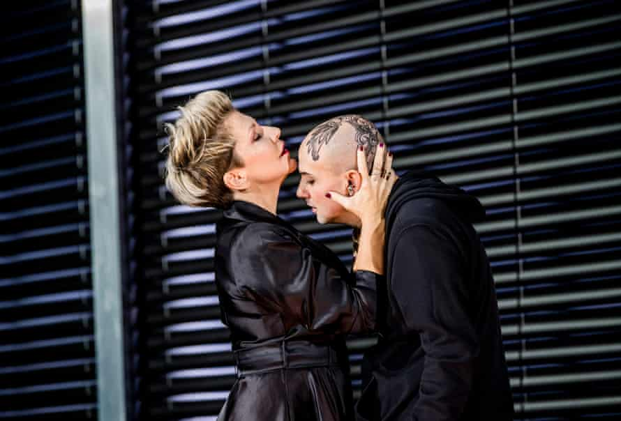 Joyce DiDonato 'sizzles and burns' as Agrippina, with Franco Fagioli as Nerone.