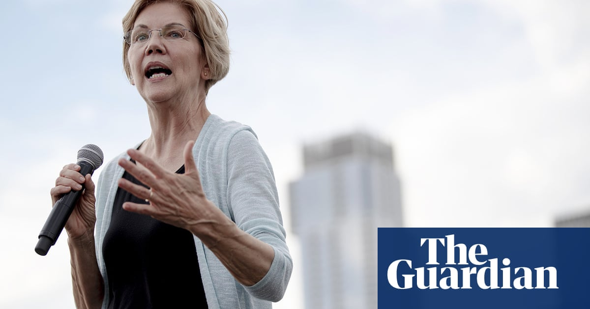 Warren debuts ambitious policy plan that addresses environmental racism