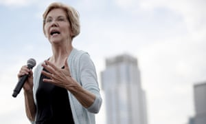 Elizabeth Warren, Democratic presidential candidate, has unveiled an environmental justice policy package that builds on her $3tn platform to combat global heating.