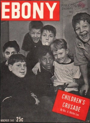 kids ebony