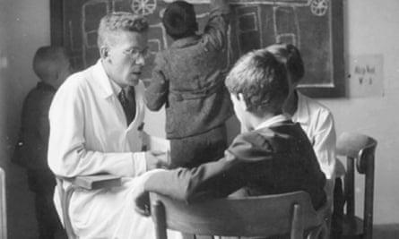 Dr Hans Asperger