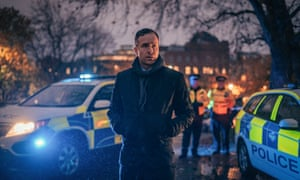 The human story … Rafe Spall as Detective Sergeant Nick Bailey in The Salisbury Poisonings.