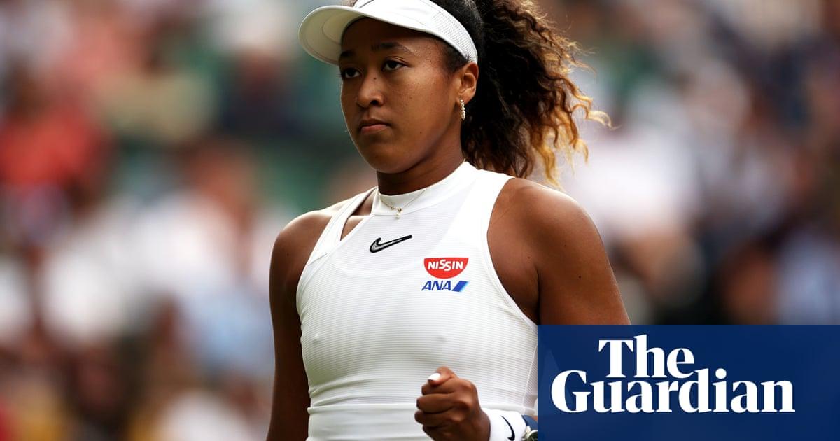 Naomi Osaka pulls out of Berlin tournament raising doubts over Wimbledon