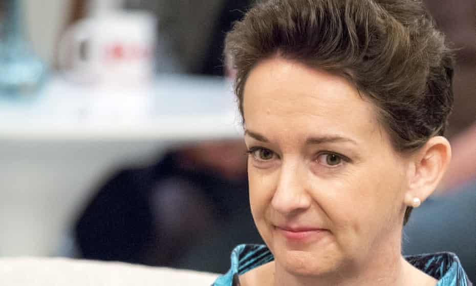 Pauline Cafferkey in September 2015