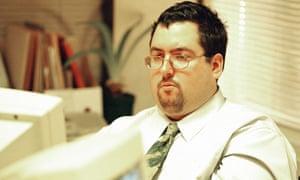 Ewen MacIntosh AKA Big Keith from The Office