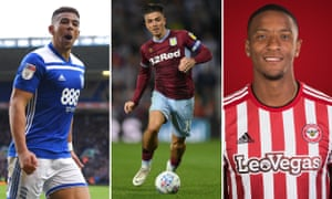 Birmingham's Che Adams, Aston Villa's Jack Grealish and Brentford's Ezri Konsa are among the likeliest Championship players to make a step up to the Premier League.