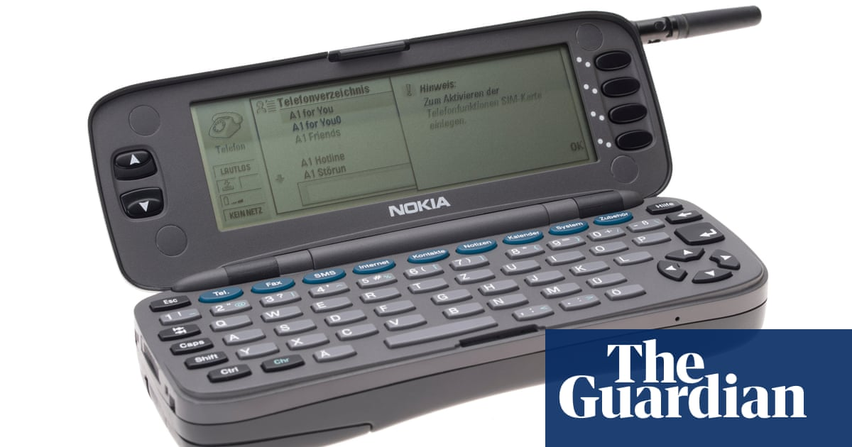 From the Mobira Talkman to the new 3310: Nokia phones - in pictures