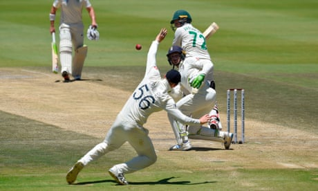 South Africa v England: fourth Test, day four – live!