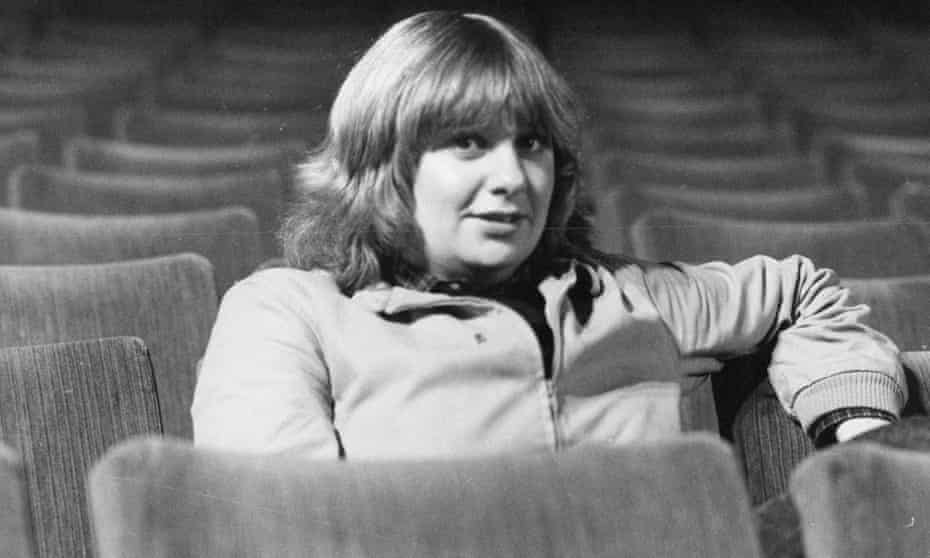 Victoria Wood in 1979, a year after she and Julie Walters found success with sketch show In at the Death.