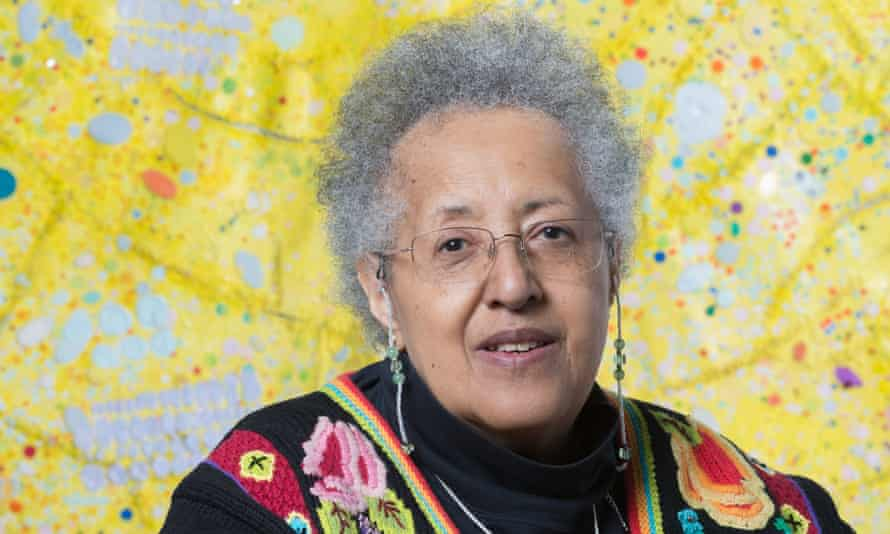 Howardena Pindell: 'When you look different, you can become a target for others' unresolved issues, where they take out their rage on people who do not look like them.'