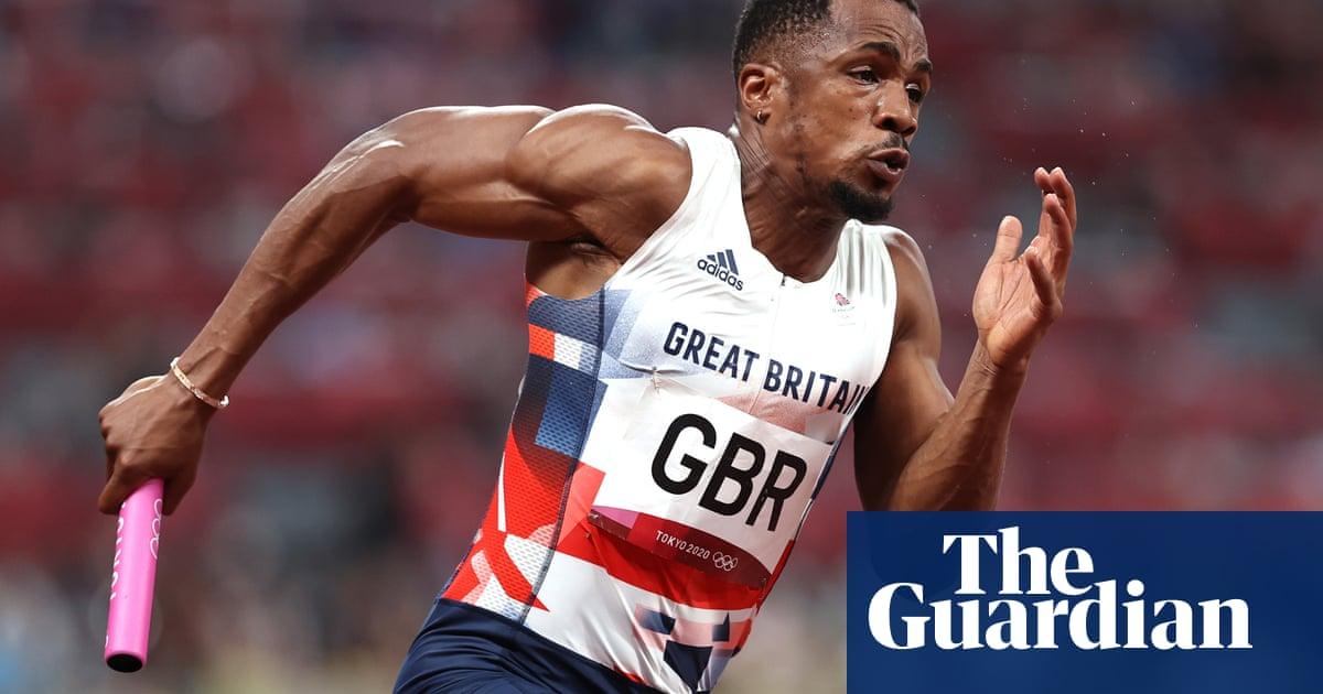 British Olympic silver medallist Chijindu Ujah suspended for doping violation