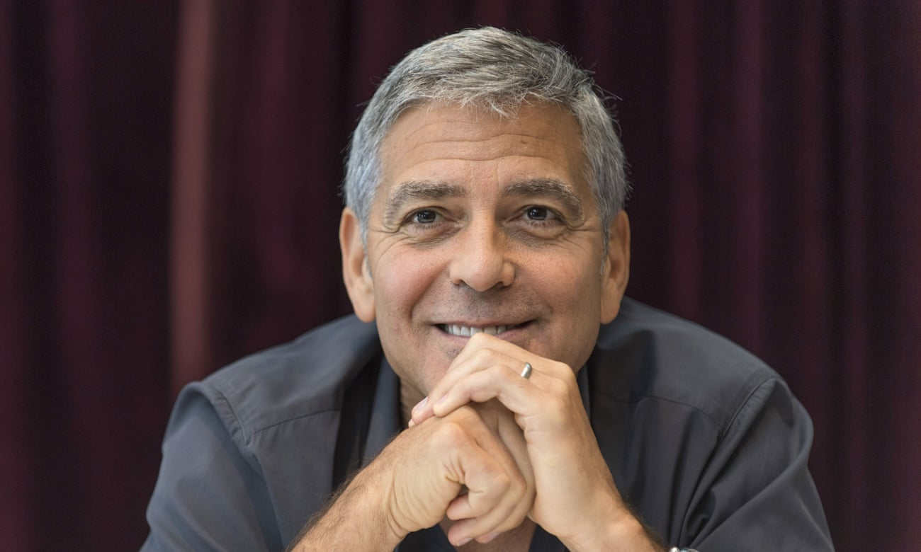 George Clooney: my letter to the Parkland students  5082