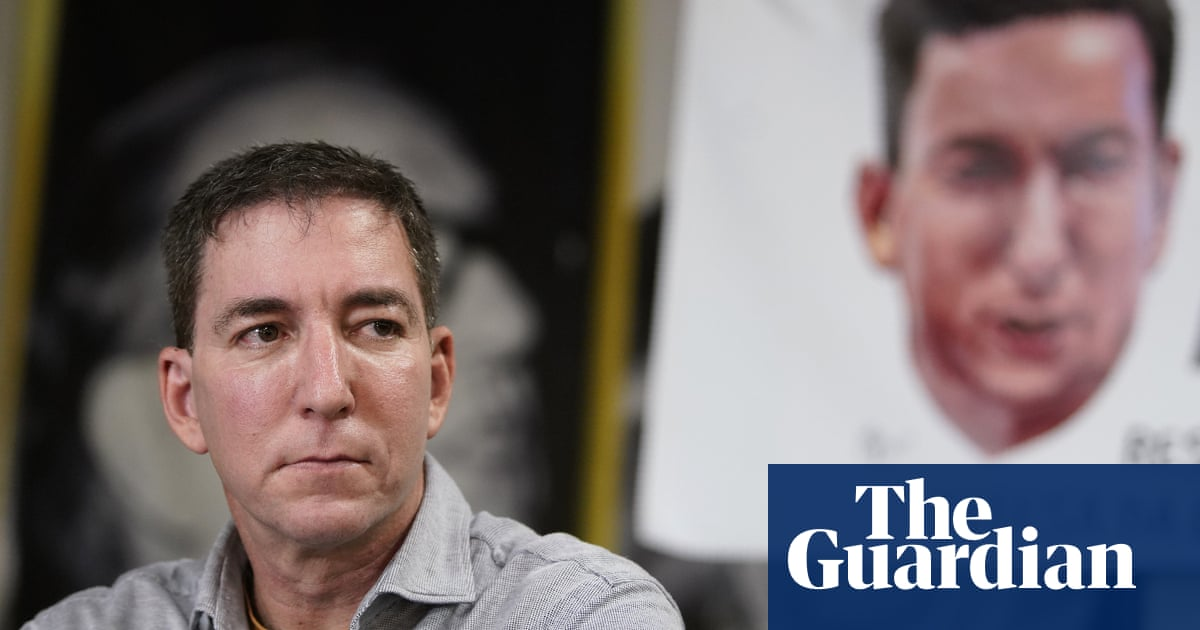 Glenn Greenwald resigns from the Intercept over editorial freedom