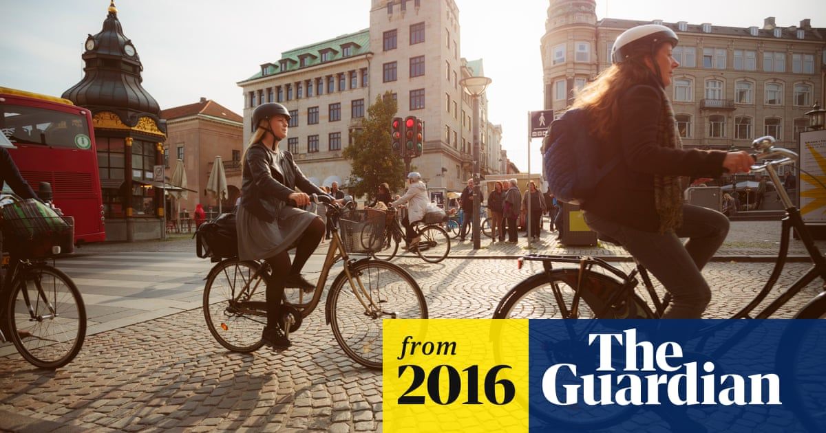 978d7355 Two-wheel takeover: bikes outnumber cars for the first time in Copenhagen. Cycling  the city
