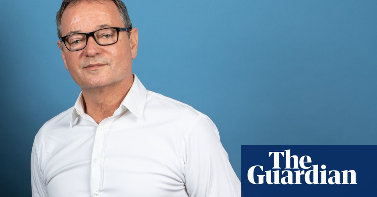 Paul Abbott: 'I have written two scenes I can't bear to watch'
