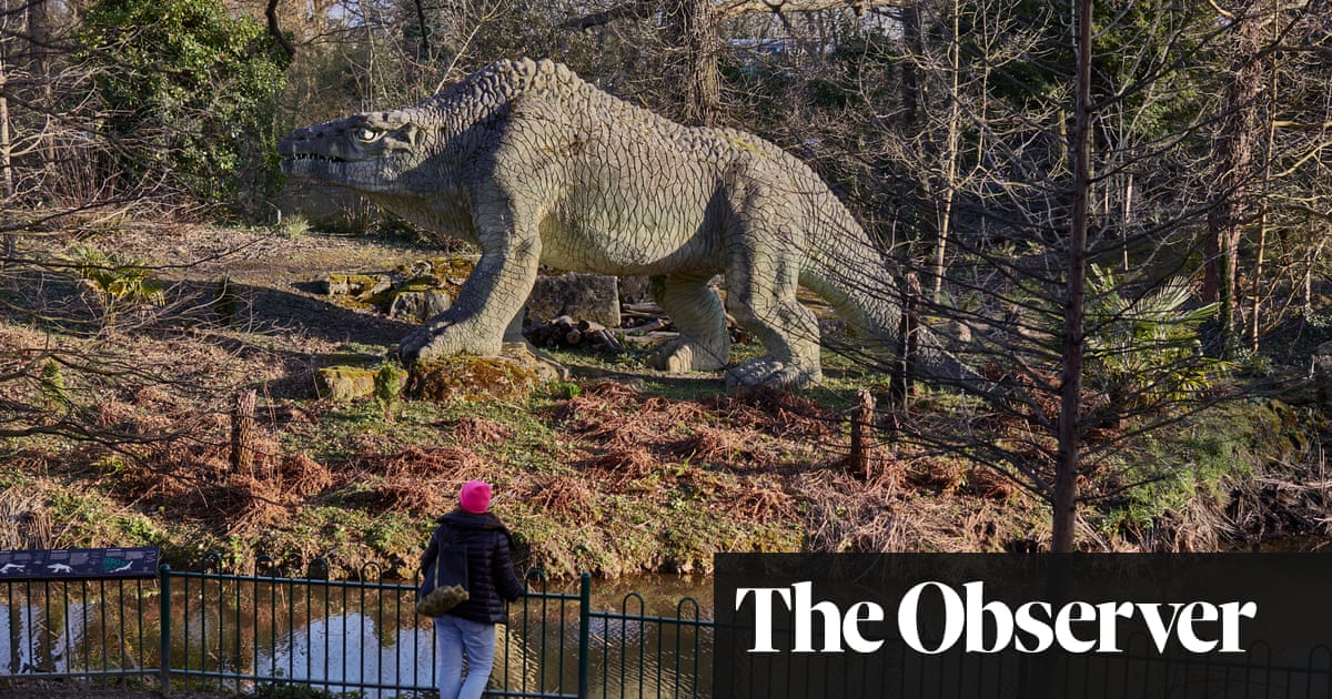 Monsters, music and faded glamour: Crystal Palace Park, south London
