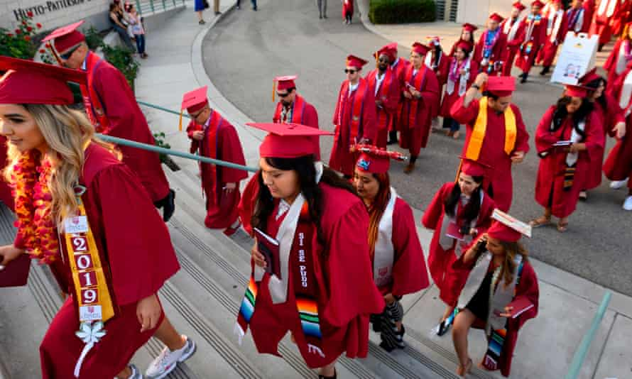 'The cost of trying to succeed in this country, especially if you're from a community of color or working-class family like I am, is often a lifetime of student loan debt.'
