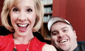 Alison Parker and Adam ward of WDBJ7.