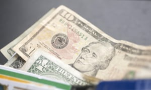 Any rise in the value of the US dollar could hurt emerging economies.