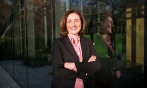 Tanya Steele leads the UK office of WWF, the world's largest independent conservation organisation.