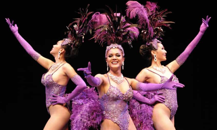 Thailand Ladyboy Superstars Cabaret performers