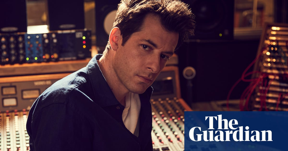 Mark Ronson on hope, hits and Amy Winehouse: 'I loved being in her company. She was so funny'