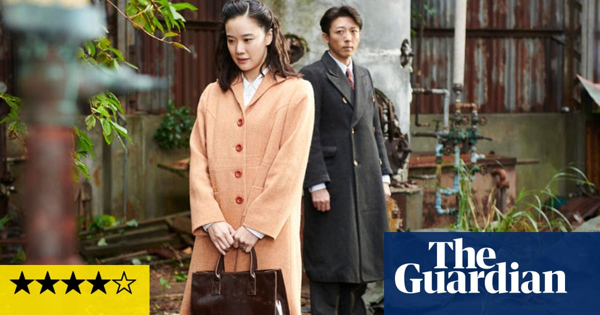 Wife of a Spy review – wartime mystery thriller of double and triple dealing