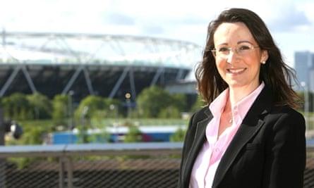 Sally Bolton, London 2017 managing director