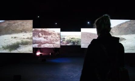 Chantal Akerman at Ambika 3 London