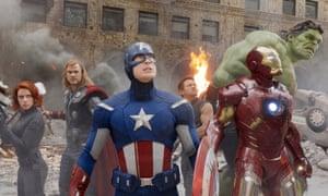 The Avengers, 2012.
