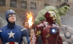 Marvel Cinematic Universe - the avengers
