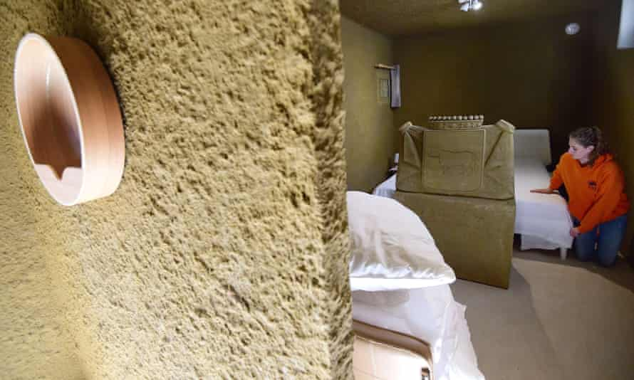 Room at the sandcastle hotel