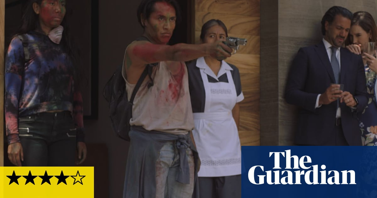New Order review – a brutally unforgiving attack on Mexico's super-rich