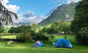 Social distancing measures and reduced capacity will be in place at all campsites that choose to reopen this summer.
